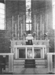 l'altare originale