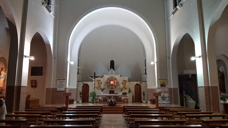 Parrocchia S. Antonio da Padova, di Noventana
